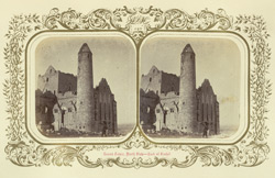 Round Tower, North View, Rock Of Cashel